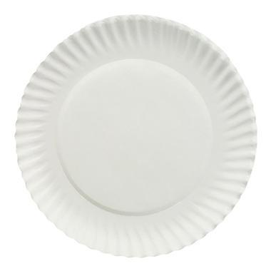 Paper Plates, Lightweight, 6