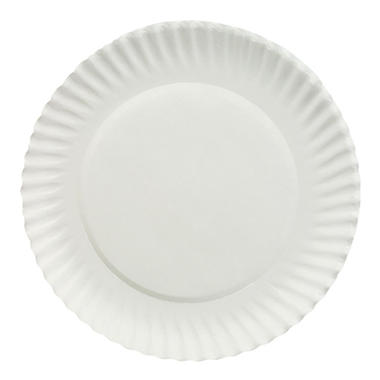 "Paper Plates, Lightweight, 6"" (1,000 ct.)"