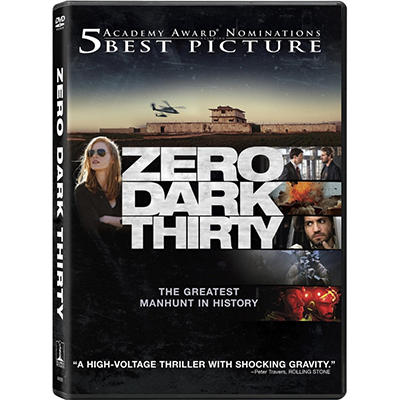 Zero Dark Thirty (DVD) (Anamorphic Widescreen)