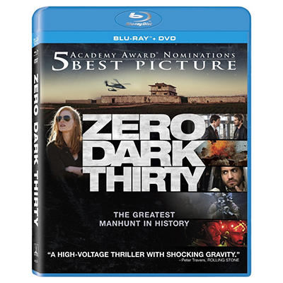 Zero Dark Thirty (Blu-ray + DVD) (Anamorphic Widescreen)
