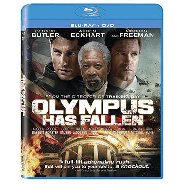 Olympus Has Fallen (Blu-ray + DVD + UltraViolet) (Widescreen)