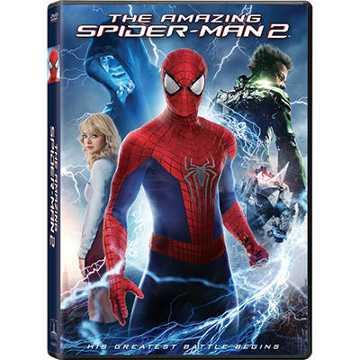 The Amazing Spider-Man 2 - DVD + UltraViolet (Widescreen)