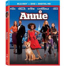 Annie [Blu-ray + DVD + Digital HD]