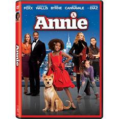 Annie [DVD + Ultra Violet]