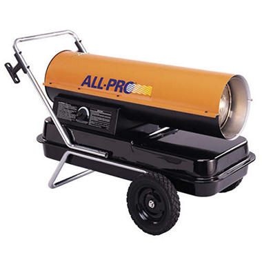 All-Pro Portable Outdoor Heater - Kerosene/Diesel