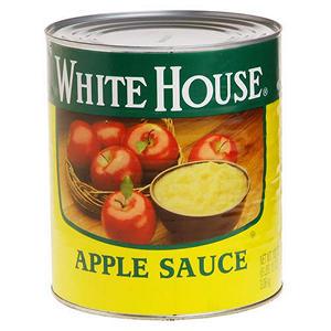 White House Apple Sauce (108 oz.)