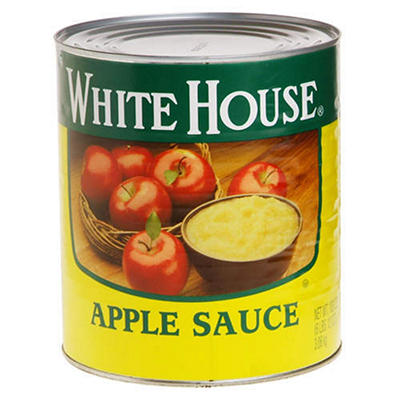 White House® Apple Sauce - 108 oz.