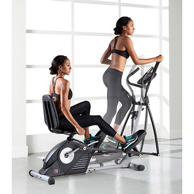 ProForm� Hybrid Exercise Bike and Elliptical Trainer