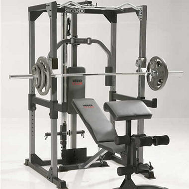 Weider Club C650  Squat Rack