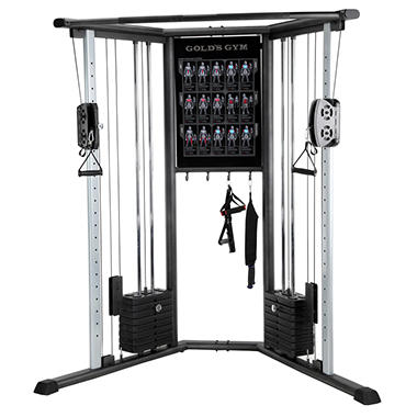 Gold's Gym® Platinum Strength Tower