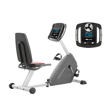 ProForm� 385 CSX Recumbent Bike