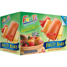 Chunks O' Fruti Fruit Bars - 48 oz. - 16 ct.