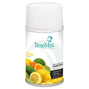 TimeMist Metered Aerosol Dispenser Refill - Citrus