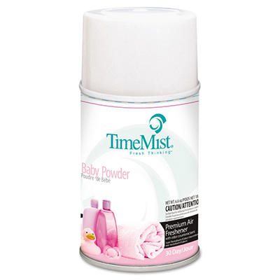 TimeMist Metered Aerosol Dispenser Refill - Baby Powder