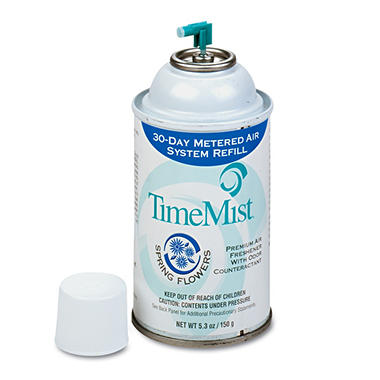 TimeMist Metered Aerosol Dispenser Refill - Spring Flowers