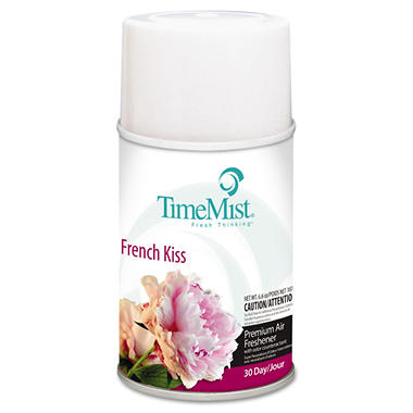 TimeMist Metered Aerosol Dispenser Refill, French Kiss