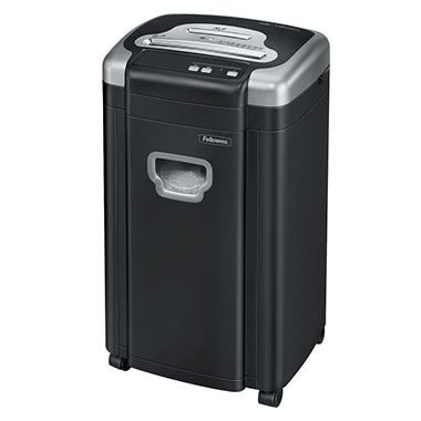 Fellowes Powershred 460Ms Heavy-Duty Micro-Cut Shredder - 10 Sheet Capacity