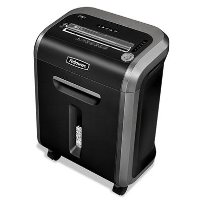 Fellowes Powershred 79Ci Medium-Duty Cross-Cut Shredder - 16 Sheet Capacity