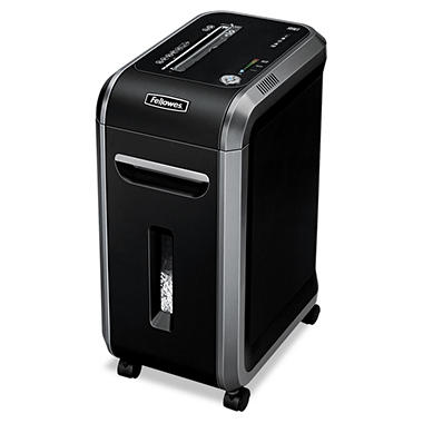 Fellowes Powershred 99Ci Heavy-Duty Cross-Cut Shredder - 17 Sheet Capacity