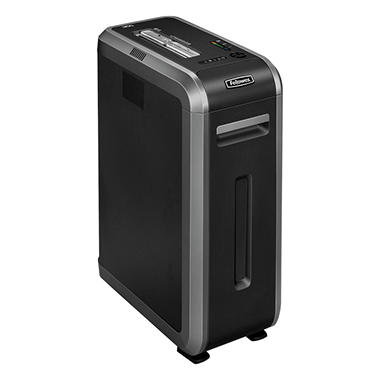 Fellowes Powershred C-125Ci Heavy-Duty Cross-Cut Shredder - 18 Sheet Capacity