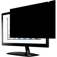 "Fellowes - PrivaScreen Blackout Privacy Filter for 19"" Widescreen LCD/Notebook -  16:10"