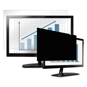 "Fellowes - PrivaScreen Blackout Privacy Filter for 20.1"" Widescreen LCD -  16:10"
