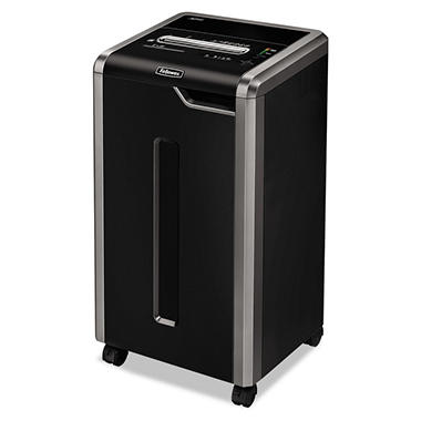 Fellowes - Powershred 325Ci 100% Jam Proof Cross-Cut Shredder -  22 Sheet Capacity