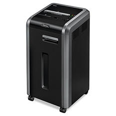 Fellowes - Powershred 225Ci 100% Jam Proof Cross-Cut Shredder -  20 Sheet Capacity