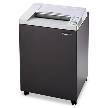 Fellowes Fortishred 3850S Continuous-Duty Strip-Cut Shredder - 26 Sheet Capacity