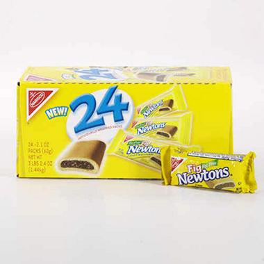 Nabisco Fat Free Fig Newtons - 50.4 oz. box