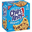 Nabisco Chips Ahoy! Original Real Chocolate Chip Cookies - 12 oz. - 4 pk.