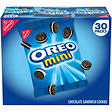 Nabisco Mini Oreo Chocolate Sandwich Cookies - 1.5 oz. - 30 pk.