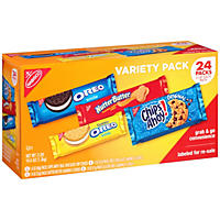 Nabisco Cookie Variety Pack (32.6 oz., 24 ct.)