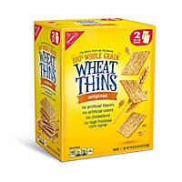 Nabisco Wheat Thins Original Crackers - 20 oz. - 2 ct.