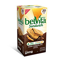 Belvita Dark Chocolate Sandwich (20 ct.)