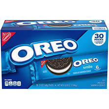 Oreo Chocolate Sandwich Cookies (2 oz. ea., 30 pk.)