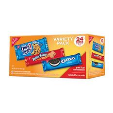 Nabisco Variety Cookie Pack (24 ct.)