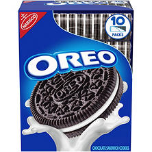 Nabisco Oreo Chocolate Sandwich Cookies (10 pk.)