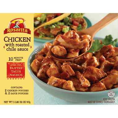 Chicken with Chile Sauce - 2 lbs.