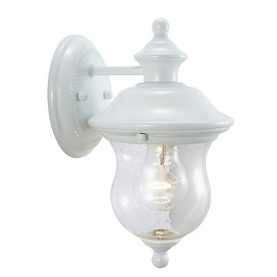 Highland by Design House White Outdoor Downlight