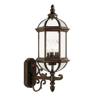 Gateway by Design House Oil Rubbed Bronze Outdoor Uplight