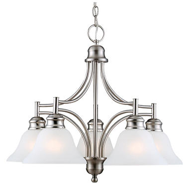 Bristol by Design House Satin Nickel  510255