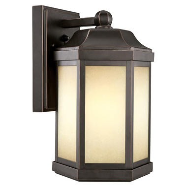BENNETT OUTDOOR LT ORBRONZE DOWNLIGHT