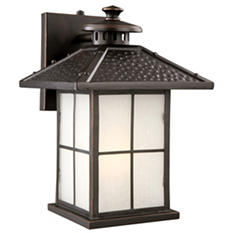 Gladstone by Design House Oil Rubbed Bronze Outdoor Downlight