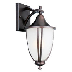 Ironwood by Design House Brushed Bronze Outdoor Downlight