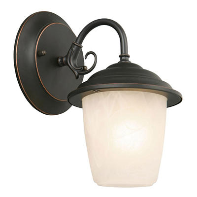Millbridge by Design House Oil Rubbed Bronze Outdoor Downlight