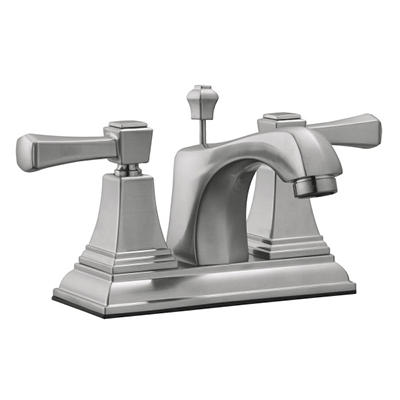 Torino by Design House Satin Nickel Bathroom Sink Faucet