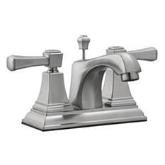 Torino by Design House Satin Nickel Bathroom Sink Faucet
