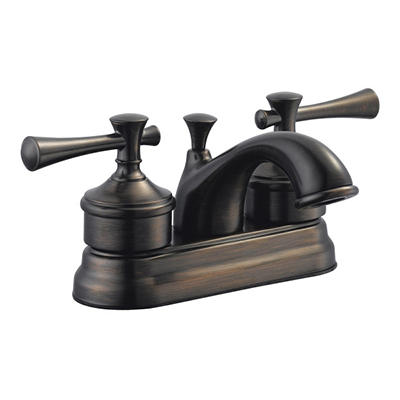 Ironwood by Design House Brushed Bronze Bathroom Sink Faucet