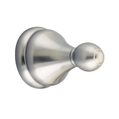 Design House Robe Hook Allante Collection Satin Nickel